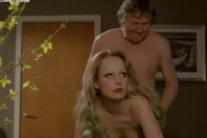 Blondine Sandra Foxxx steht auf Deutschen Sex