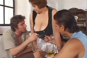 Hatte Sex mit einer Milf